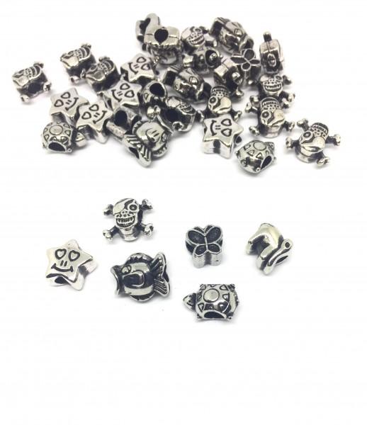 Beads, Charms, Modulperlen